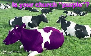 Purple-Church