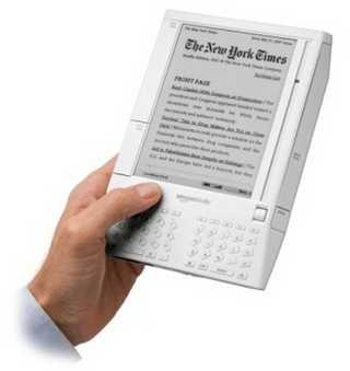Click to see details of Kindle 2 at Amazon!