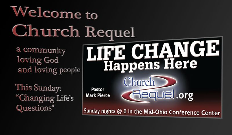 Click here to go to official Church Requel church web site.