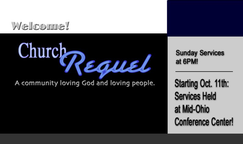 Click on image to go to Church Requel official web site.