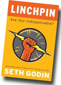 Click image of book to go to Amazon.com for more info about Linchpin.