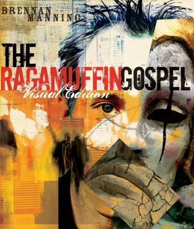 This is the cover of The Ragamuffin Gospel - Visual Edition, one of the books we ordered for our bookstore! Click to read more about this book on Amazon.
