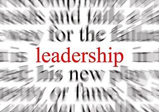 Leadership-word