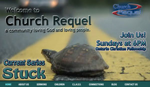 Click to go to Church website.