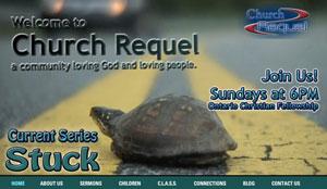 Click to go to Church website.