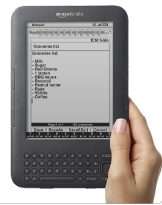 Notepad4Kindle