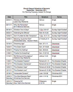 Click image to see and/or download a PDF version of the sermon schedule.