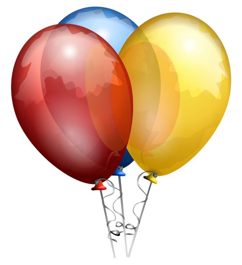 Enjoy the Ballon Launch at Church Requel on Sunday!