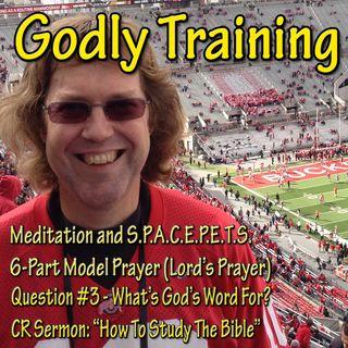 GodlyTraining