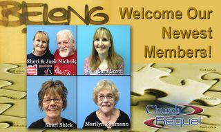 WelcomeNewMembers