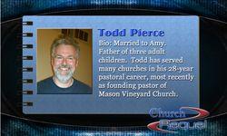 Todd Pierce Bio