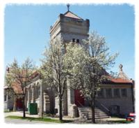 Photo of Church Requel by Diana Devolder.