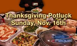 Thanksgiving-Potluck