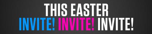 Easter-invite