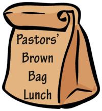 Pastorsbrownbaglunch