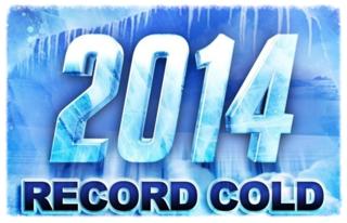 RecordCold2014