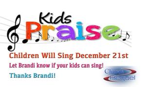 KidsPraiseTeamDec2014