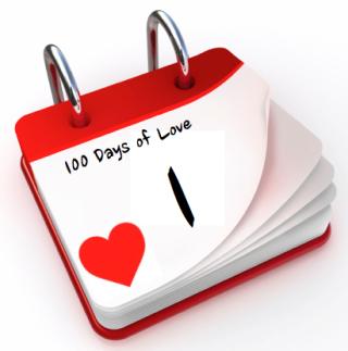 100DaysLove