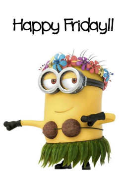 HappyFridayMinion