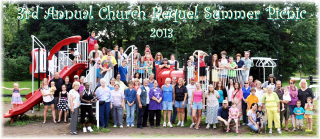 Church picnic 2013