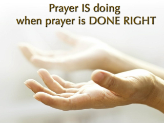 PrayerISdoing