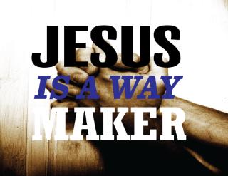 Jesusiswaymaker