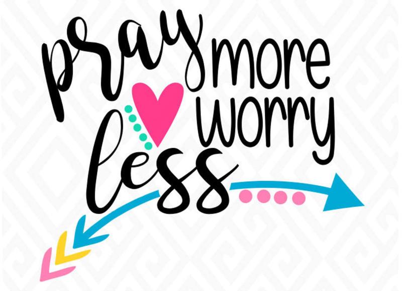 PrayMoreWorryLess