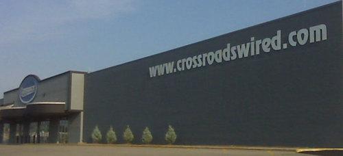 Crossroadswiredsign